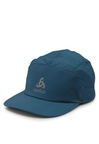 Odlo blue Saikai UVP Light Cap DE7BBAC3C17D41GS_1