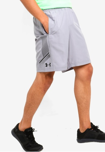 6009f18d9a30ab Shop Under Armour Woven Graphic Shorts Online on ZALORA Philippines