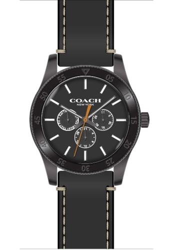 Coach black Coach Casey Black Men's Watch (14602442) 13556AC7ADB831GS_1