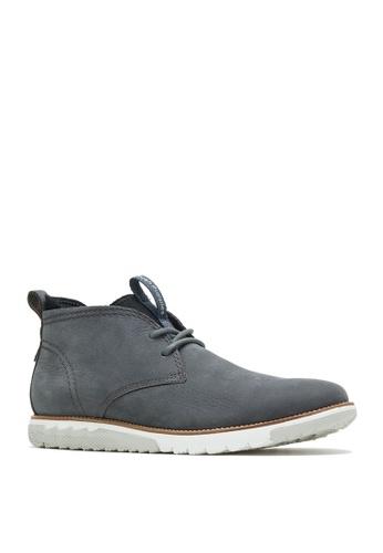 Hush Puppies grey Active Expert Men's Shoes AD329SHDA51D40GS_1