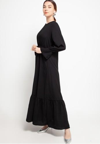 Covering Story black Aiza Dress - B 20488AA48EF68EGS_1