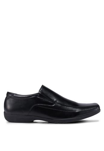 Bata black Slide-On Dress Shoes 8823ASH4641C8EGS_1