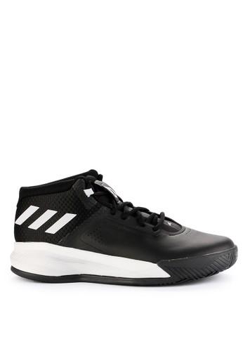 adidas black adidas d lillard brookfield 0878ASHFC61894GS_1