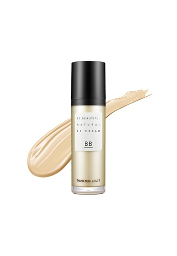 Thank You Farmer beige THANK YOU FARMER Be Beautiful Natural BB Cream TH577BE13MRMMY_1