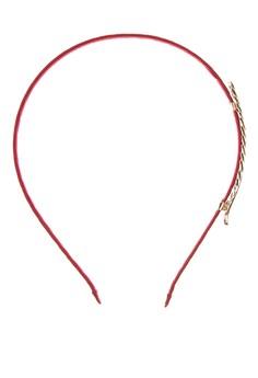 Headband w/ Leaf