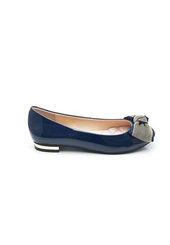 Elisa Litz blue Heidi Flats (Blue) C8451SH244DEF6GS_1