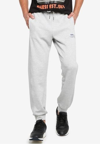 GUESS grey Wyatt Pants 52CF5AAD0AAB8CGS_1