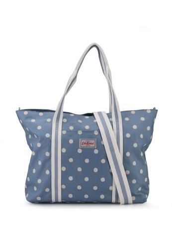 Cath Kidston blue Spot Core Tote Nappy Bag 8CEE8KCCEF3E84GS_1