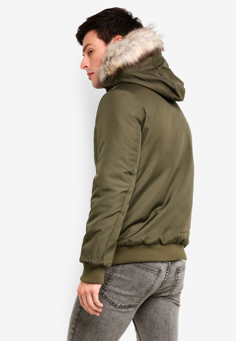 Stanny Only amp; Forest Jacket Sons Bomber Night EwRaw