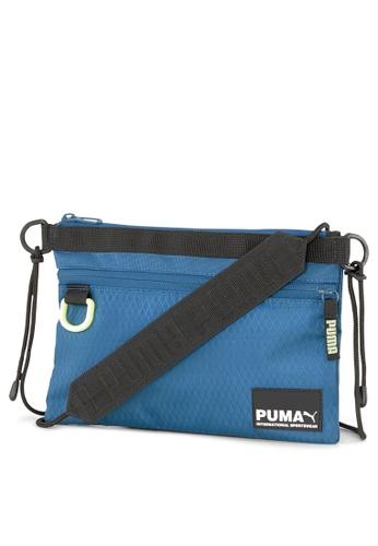 PUMA blue Street Portable Bag 469D2AC1F9A546GS_1