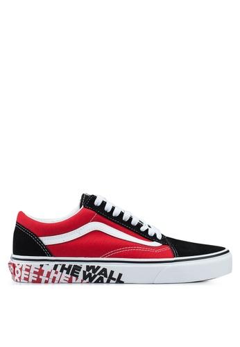 08d434f3a831b1 Buy VANS Old Skool Otw Sidewall Sneakers