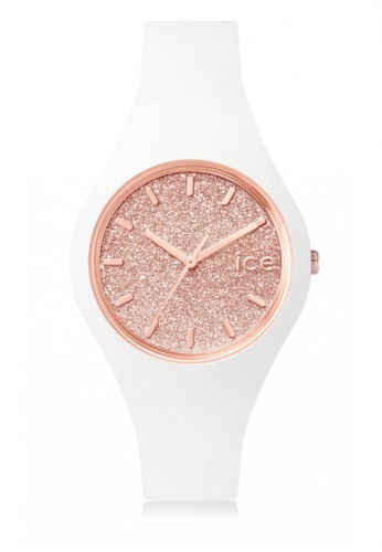 Ice-Watch white ICE glitter - White Rose-Gold IC770AC52MXVHK_1