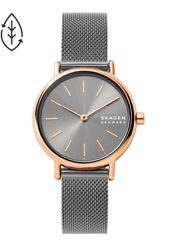 SKAGEN grey Signatur Watch SKW2996 B8A9BACA617A43GS_1