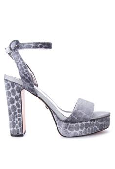 8da3638411 Dune London grey Morisey Heeled Sandals AFBD3SH31A5FC2GS_1