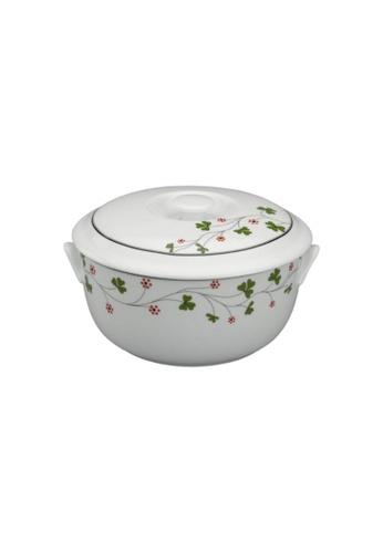 Minh Long I white Jasmine: Porcelain Soup Tureen 560F3HL1E7277DGS_1