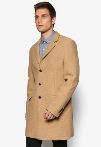 Tommy Hilfiger brown KYLE COAT TO861AA39VMIMY_1