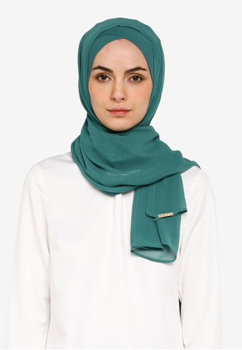 Bokitta green Apple FreeStyle Hijab E879BAAF0108E0GS_1