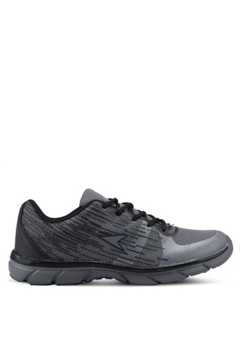 Power grey Athletic Walking Shoes 10250SHC4EA431GS_1