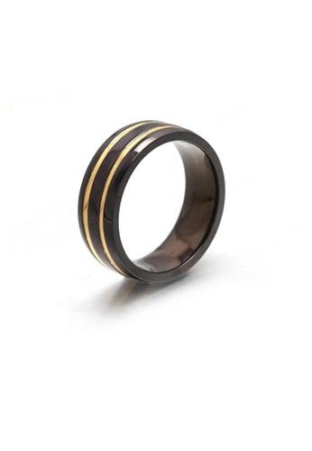 ADORA gold Titanium Ring 83E40AC416B4C2GS_1