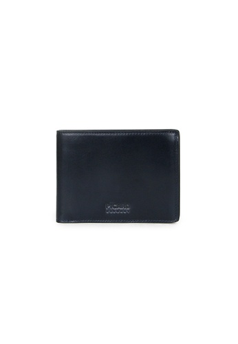 Picard navy Picard Teuer Slim Bifold Wallet 2AB03ACFCEDFB7GS_1