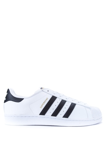 Adidas white adidas originals superstar AD678SH22CWJPH_1