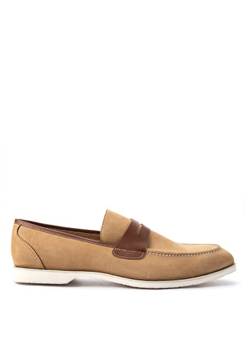 Antonio Manila beige Harvey Formal Shoes AN569SH0JD8CPH_1