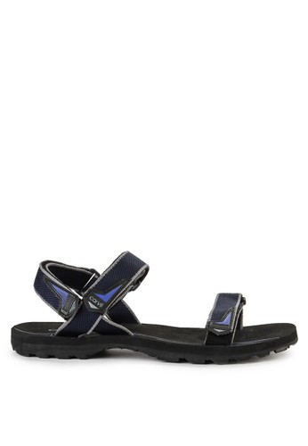 CARVIL black and multi Sandal Sponge Gunung Man Vero Gm 7CFD9SHA2D493BGS_1