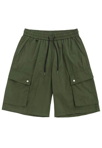 Twenty Eight Shoes Fashion Brand Casual Tooling Shorts 3087S20 60318AAAE3716BGS_1