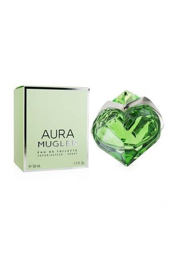 Thierry Mugler (Mugler) THIERRY MUGLER (MUGLER) - Aura Eau De Toilette Spray 50ml/1.7oz F83FABE30B2FB7GS_1