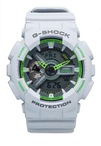 G-Shockesprit hk store GA110TS-8A3 手錶, 錶類, 休閒型