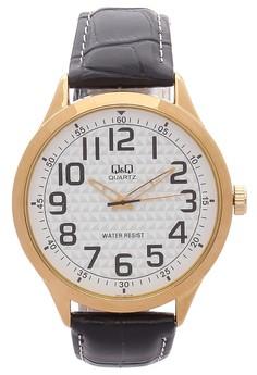 Round Analog Watch Q022-104
