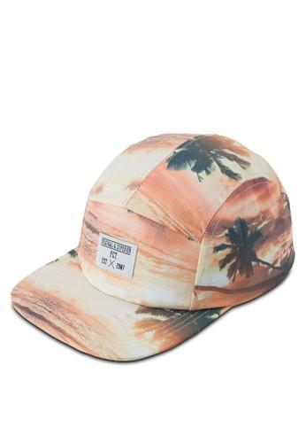 海邊圖案平沿帽, esprit 童裝飾品配件, 帽飾