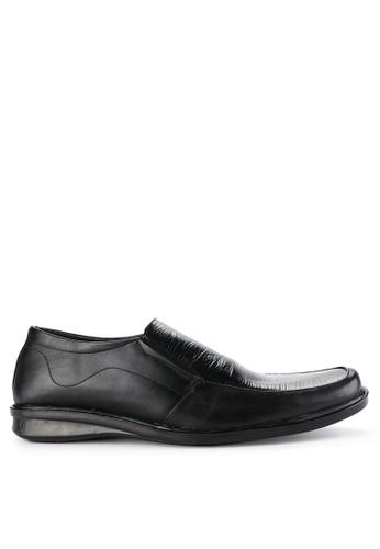MARC & STUART Shoes black Arseni 1 02223SHA67B64AGS_1