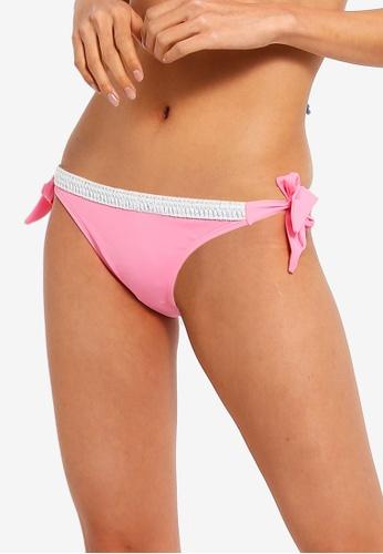 DORINA pink Crete Bikini Bottom A6B29USC3A1ABBGS_1