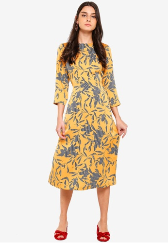 219d421180 Shop Vero Moda Olivia Midi Dress Online on ZALORA Philippines