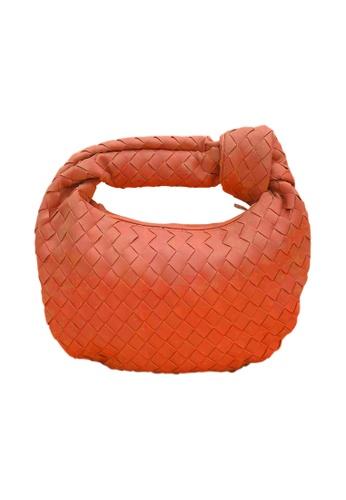 TEERA BELLESA orange Esya Mengkuang Bag in Orange 2961AACAAAC820GS_1