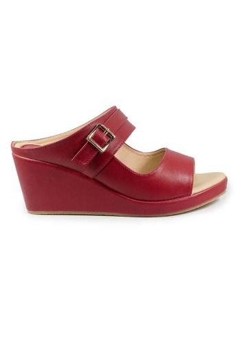 BNC red Slide Wedge D74E2SHA8BBBD5GS_1
