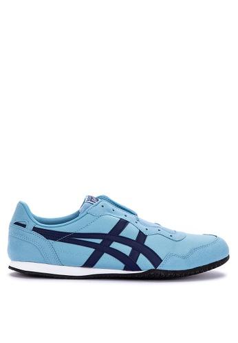 cd3ec10a3e Shop Onitsuka Tiger Serrano Slip-On Sneakers Online on ZALORA Philippines