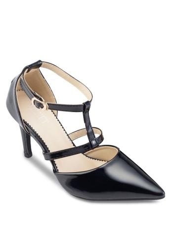Jennie 尖頭多帶高跟鞋, 女鞋,esprit高雄門市 鞋