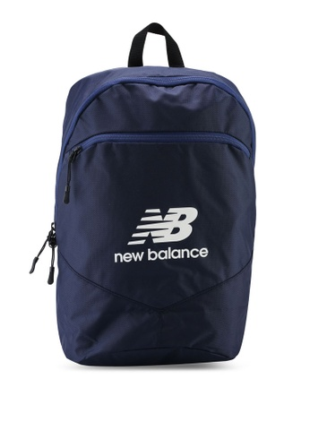 New Balance navy Plecak Backpack D4C7FAC695E2C0GS_1