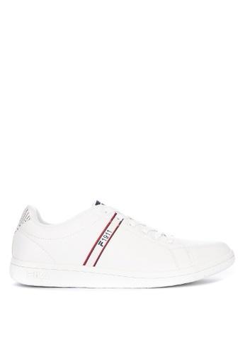 FILA white Fc Samm Sneakers 2F4F7SH2BE2237GS_1