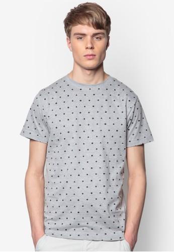 幾何圖形T 恤, 服飾esprit官網, 印圖T恤