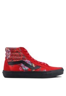 4439db2b30 Sk8-Hi Reissue Festive Satin Sneakers 3F183SHD6ECF9BGS 1 VANS ...