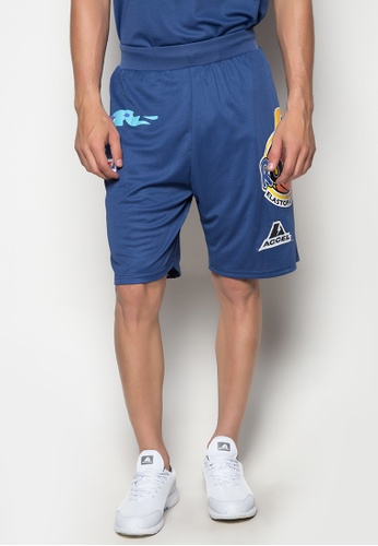 ACCEL blue PBA Rain or Shine Jersey Shorts AC958AA27GQUPH_1