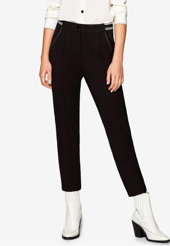 ESPRIT black Woven Length Service Pants 96906AA2A66DD0GS_1