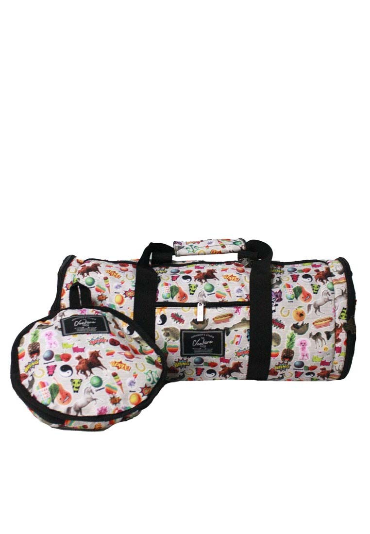Kids at Play Duffle Bag Version 2.0 (With Shoe Compartment)