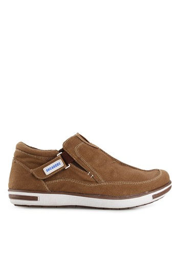 Sneakers Shoes brown Charles Shoes SN532SH08FWPID_1