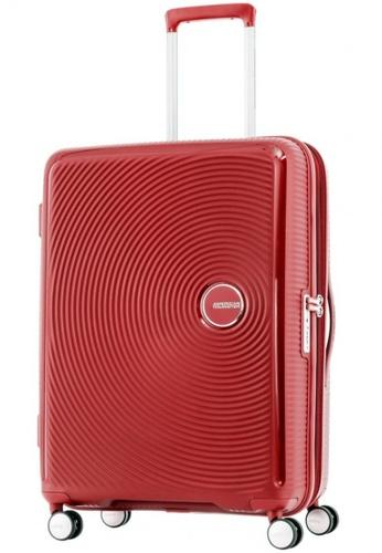 American Tourister red American Tourister Curio Spinner 69/25 Exp TSA D0E7FACADE9D3AGS_1
