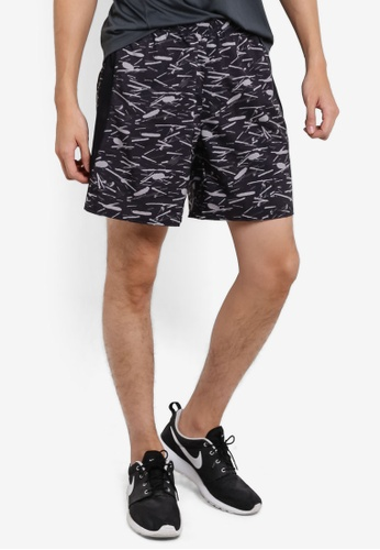 The North Face black Men's Nsr Shorts TH274AA19WLCMY_1