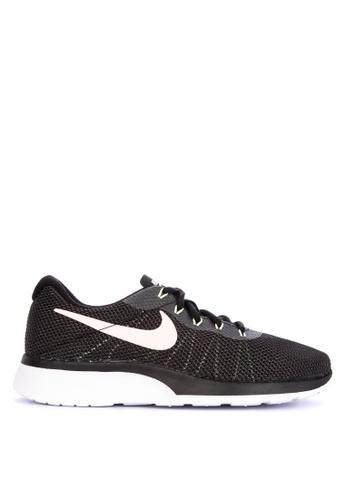 Nike black Women's Nike Tanjun Racer Shoes 92C87SHD45DF98GS_1